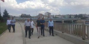 DSİ yetkililerinden Beyşehir'e teknik gezi