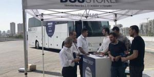Mercedes-Benz Türk'ün yeni durağı Konya