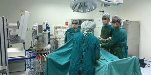 Cihanbeyli'de kapalı ameliyat dönemi