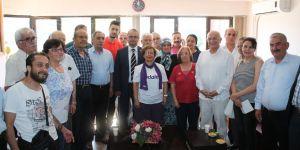 CHP Konya bayramlaştı