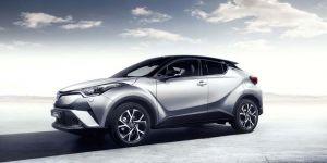 Toyota C-HR'nizi şimdi indirimli alın