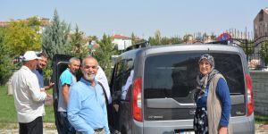 Çalıntı otomobil Cihanbeyli'de bulundu