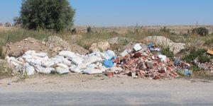 Beyşehir'de gelişigüzel moloz döken hafriyat kamyonlarına sıkı takip