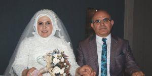 Zeki Şen ile Seher Büyükcam evlendi