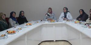 Enderun'da Okul Aile Birliği seçimi yapıldı