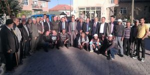 Beyşehir'de mahalle ziyaretleri