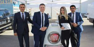 Fiat'ın ticari araçları tanıtıldı