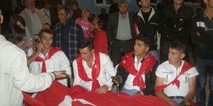 Seydişehir'de asker uğurlama etkinliği