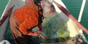 Beyşehir Gölü'nde  'Anadolu'ya Ağ Atanlar: Kadın Balıkçılar' projesi