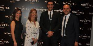 Novotel ve İbis Otel ikinci yaşını kutladı