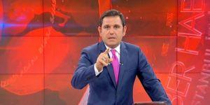 Fatih Portakal'ın teröristler için yaptığı gaf tepki çekti