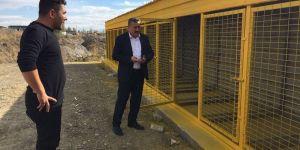 Seydişehir Belediyesinden sokak hayvanlarına barınak