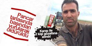 Konya'daki cinayette 3 kişi gözaltına alındı