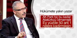 Erdoğan neden Atatürkçü oldu