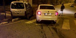 Seydişehir'de trafik kazası: 3 yaralı