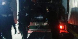 Römorkun altında kalan çocuk hayatını kaybetti