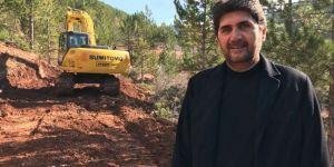 Derbent'in 40 yıllık hayali gerçek oldu