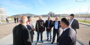 Babaoğlu Beyşehir'de incelemelerde bulundu