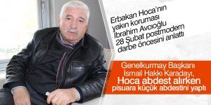Erbakan Hoca'ya saygısızlık yaptılar!