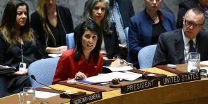 ABD'nin BM temsilcisi rezil oldu!