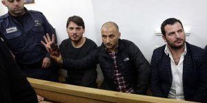 İsrail polisinin gözaltına aldığı 3 Türk serbest bırakıldı
