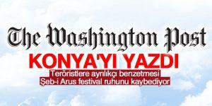 Washington Post Konya'yı yazdı