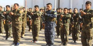 ABD ve YPG terör ordusu kurdu, 400 teröristi CIA eğitti!