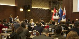 Konya'da STK'lere AB yardımları anlatıldı