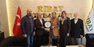 Gülay Samancı'dan Ribat'a ziyaret