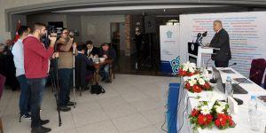 Rektör Şeker, 10 Ocak Çalışan Gazeteciler Günü'nü kutladı