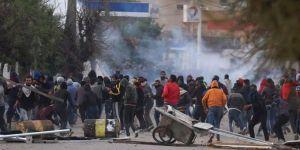 Tunus'ta askeri hareketlilik!