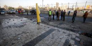 Bağdat'ta çifte intihar saldırısı: 25 ölü, 63 yaralı