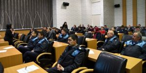 Selçuklu'da personele sigaranın zararları anlatıldı