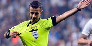 Trabzonspor maçını Kalkavan yönetecek