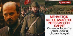 Kut'ül Amare dizisinde Konyalıların tanıdığı iki isim