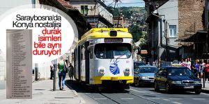 Saraybosna'da Konya nostaljisi