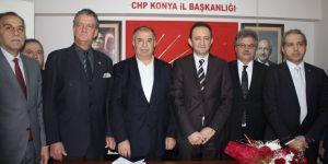CHP'de başkanlık Bektaş'a devredildi