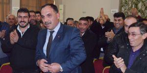 Yüksel Eskici dördüncü kez başkanlığa seçildi
