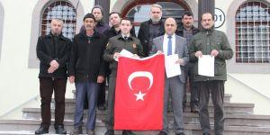 Beyşehir'de gönüllü askerlik başvurusu