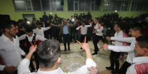 Beyşehir'de asker adayları dualarla asker ocağına gönderildi