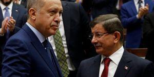 'Erdoğan, Davutoğlu ile Gül'ün çıkışını konuştu'