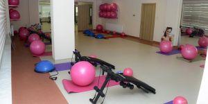 Altuncan Hatun Yaşam Merkezi'nde fitness günleri