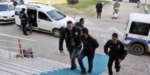 Konya'daki uyuşturucu operasyonunda 5 kişi tutuklandı