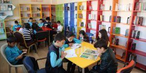 Selçuklu'dan kitap okuma yarışması