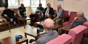 Selçuklu'da halkla buluşmalar sürüyor