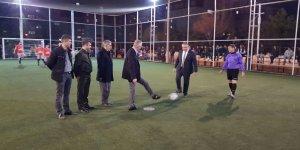 Zeytin Dalı Mehmetçik'e Destek Halı Saha Futbol Turnuvası