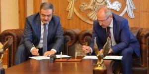 Selçuk ile Büyükşehir'den çevreyi güzelleştirecek protokol