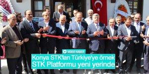 STK Platformu yeni yerinde