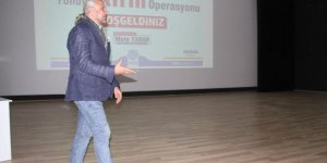 """""""Her yönüyle Afrin operasyonu"""" konferansı"""