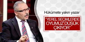 """AKP'den itiraf """"Oyumuz düşük çıkıyor"""""""